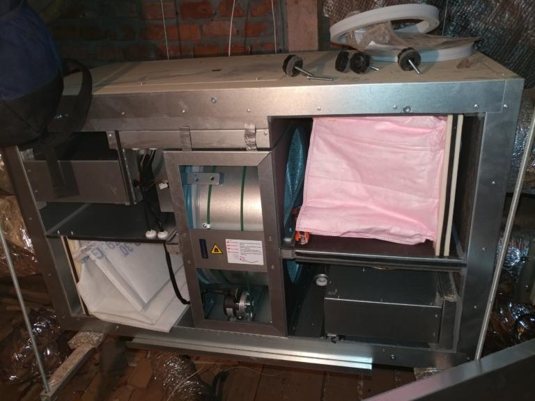 роторный рекуператор система вентиляции в квартире, г Киев