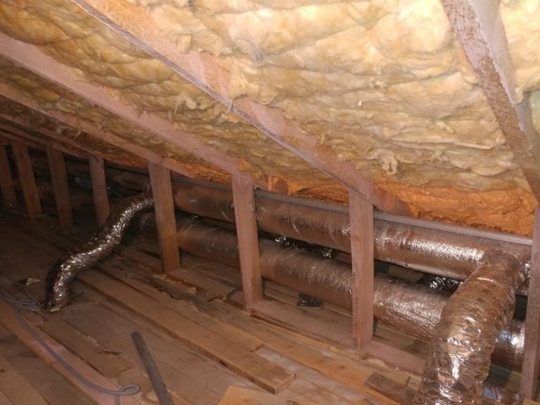 Система вентиляции и кондиционирования в квартире, г Киев
