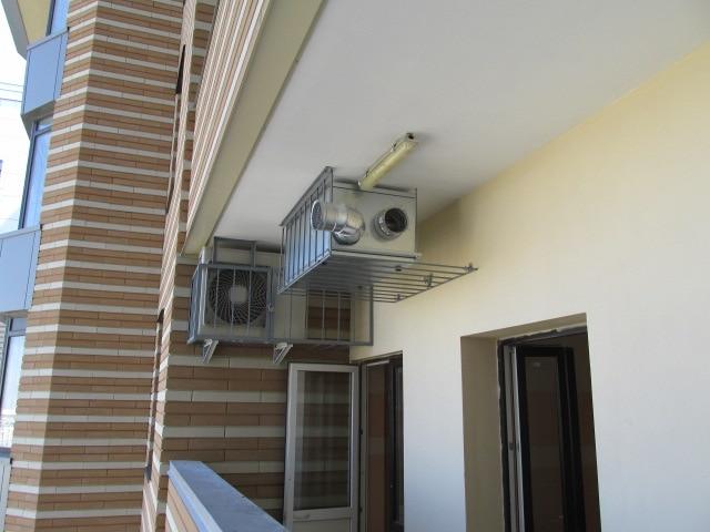монтаж системы вентиляции в квартире, г Киев