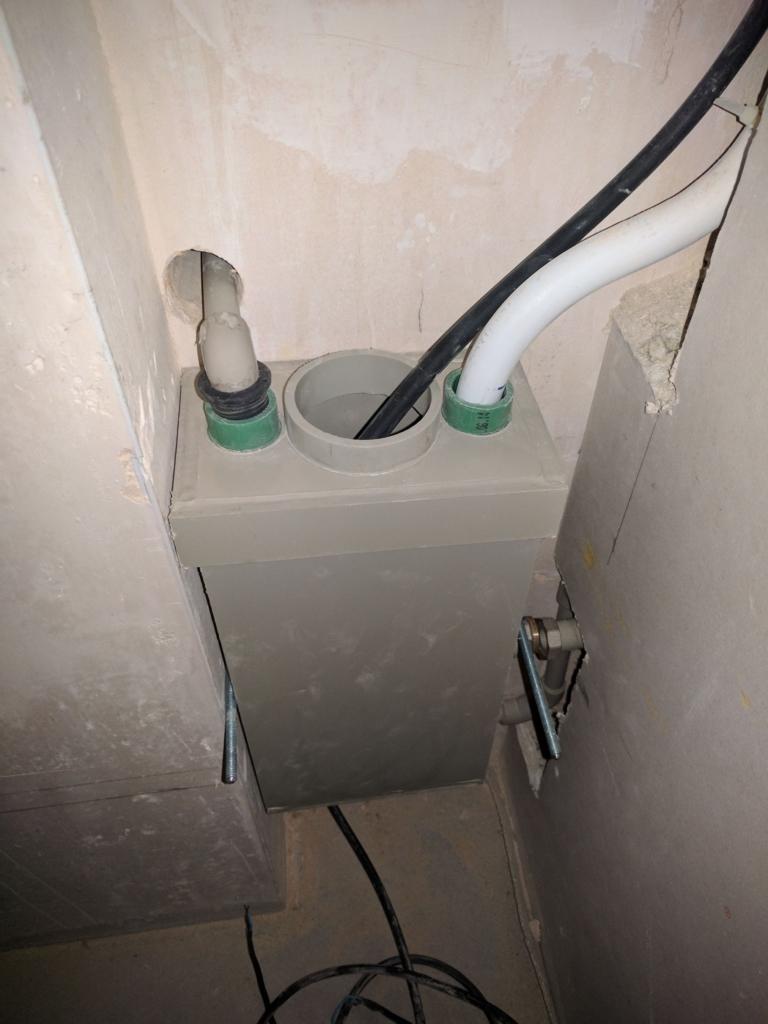 емкость для слива дренажа от системы увлажения вентиляции в квартире, г Киев