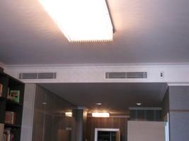 система вентиляции гостинной в квартире, г.Киев Украина