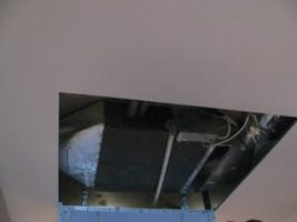 монтаж канального кондиционера в квартире, г.Киев Украина