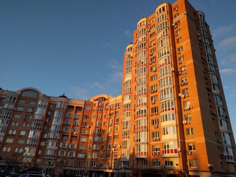 вентиляция квартиры на оболонской набережной г.Киев