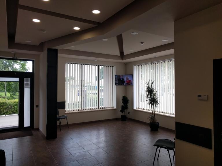монтаж системы вентиляции в офисе, г Киев