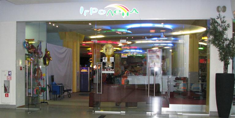монтаж вентиляции и кондиционирования в торговом центре