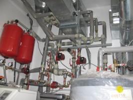 Монтаж системы вентиляции коттеджа в Киев